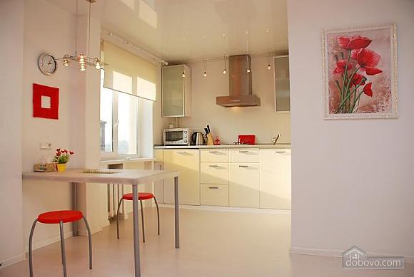 Apartment in hi-tech style, Una Camera (91087), 003
