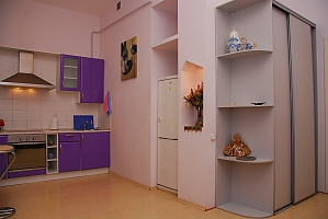 19А Volodymyrska, Un chambre, 004