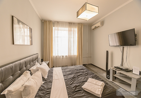 Modern one bedroom Jacuzzi apartment with kitchen and sofa bed, One Bedroom (76251), 008