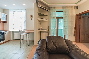 Comfortable one-bedroom apartment street view, Un chambre, 003