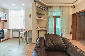 Комфортабельні апартаменти з 1 спальнею та видом на вулицю, 2-кімнатна, 003