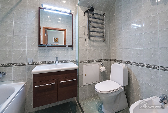 Comfortable one-bedroom apartment street view, Un chambre (12638), 006