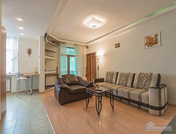 Comfortable one-bedroom apartment street view, Un chambre (12638), 008
