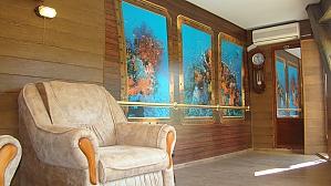Apartment in maritime theme, Monolocale, 002