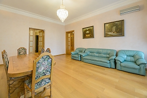 Classic Jacuzzi three bedroom apartment with kitchen and balcony, Tre Camere, 003