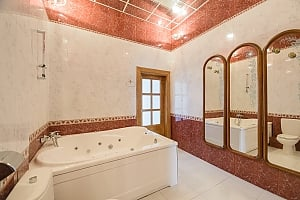 Classic Jacuzzi three bedroom apartment with kitchen and balcony, Tre Camere, 023