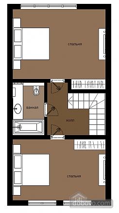 Новий будинок в Аркадії з приват СПА-басейном, 3-кімнатна (36839), 004