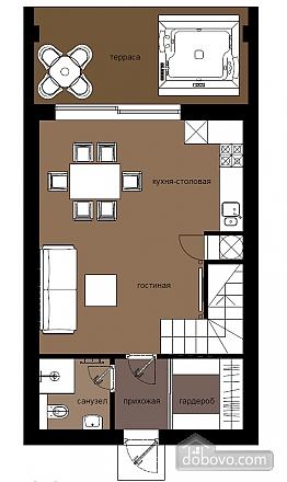 Новий будинок в Аркадії з приват СПА-басейном, 3-кімнатна (36839), 005