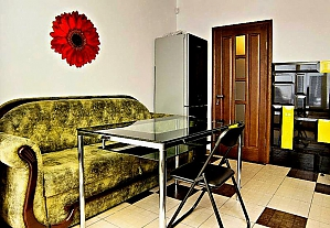 Bright apartment in the city center, Studio, 002