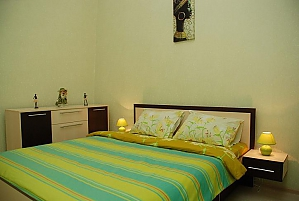 Apartment in the historical center, Two Bedroom, 004