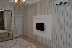 Apartments in Arcadia in a new house, Un chambre, 004