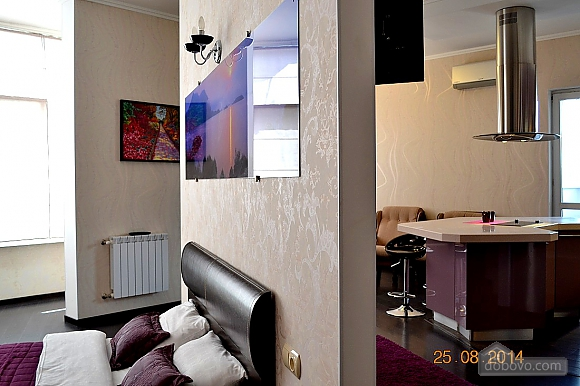 Дизайнерская квартира, 1-комнатная (26327), 004