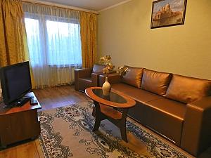 Cozy apartment on Pozniaky, Un chambre, 002