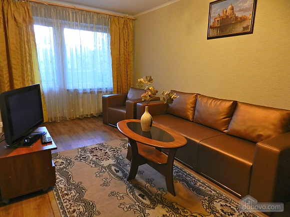 Cozy apartment on Pozniaky, One Bedroom (91230), 002