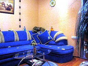 Квартира возле парка, 2х-комнатная, 001