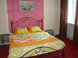 Colorful apartment on Maidan Nezalezhnosti square, Deux chambres, 001