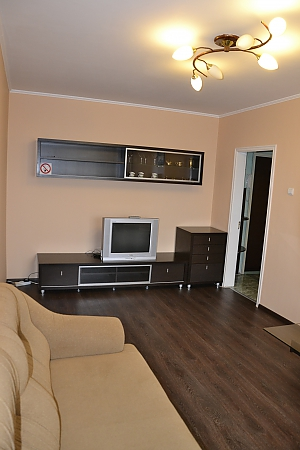 Apartment near Heroiv Dnipra metro station, Un chambre, 004