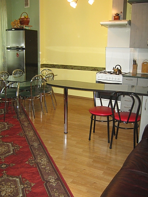Apartment in the city center, Trois chambres, 003