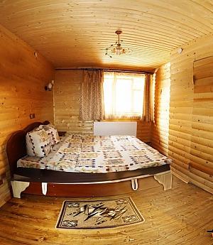 House in Bukovel in Polyanutsya village, Fünfzimmerwohnung, 004