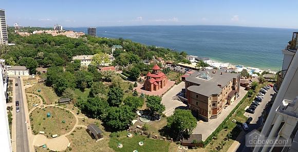 Дворівневі апартаменти біля моря, 2-кімнатна (51599), 012