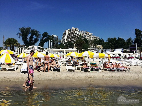 Duplex apartments on the beach, Una Camera (51599), 013