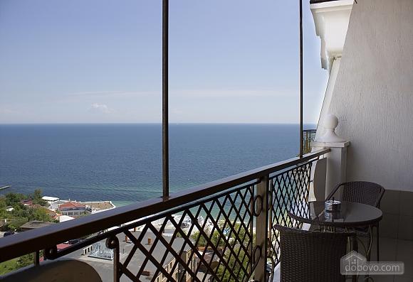 Дворівневі апартаменти біля моря, 2-кімнатна (51599), 011