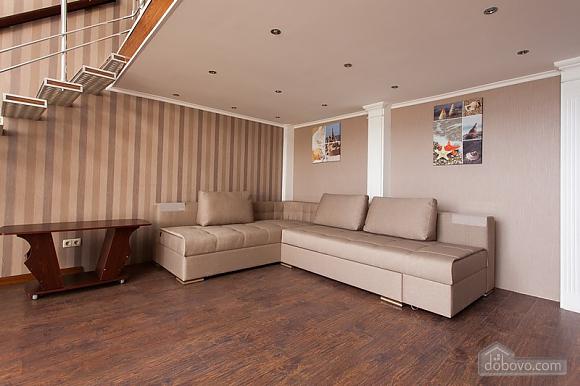 Дворівневі апартаменти біля моря, 2-кімнатна (51599), 001