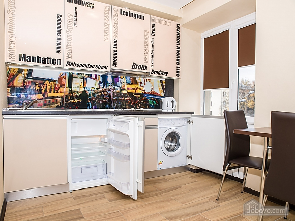 Новая квартира в стиле Манхеттен, 1-комнатная (28316), 009