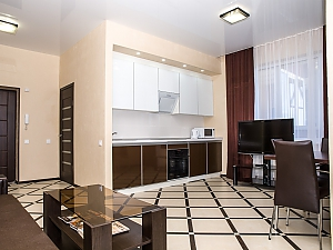 Stylish apartment in the new building, Un chambre, 003