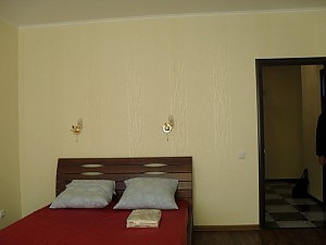 Apartment near Osokorky metro station, Studio, 001