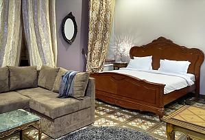 Шикарная квартира в центре города, 1-комнатная, 001