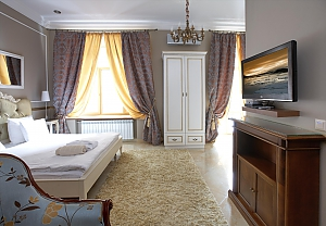 Luxury apartment in the center of Kiev, Monolocale, 002