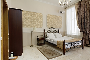 Luxury apartment in the center of the capital, Monolocale, 002