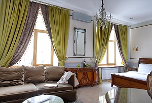 Luxury apartment in the center of Kiev, Monolocale, 001