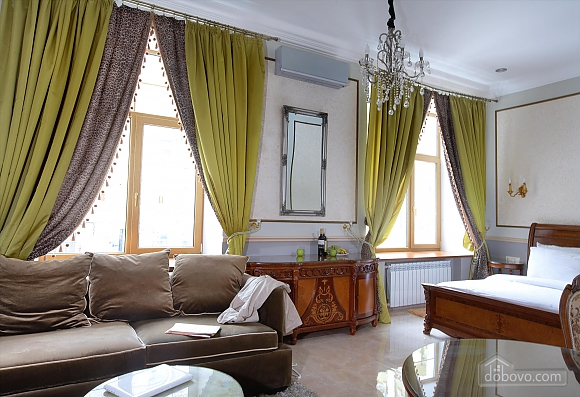 Шикарная квартира в центре Киева, 1-комнатная (46620), 001