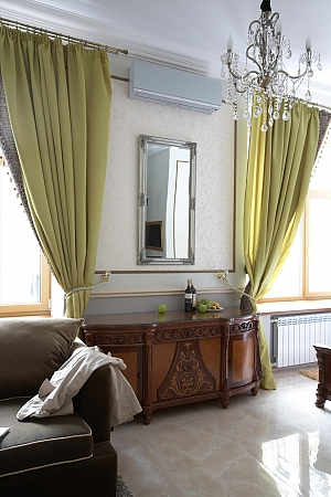 Luxury apartment in the center of Kiev, Monolocale, 004