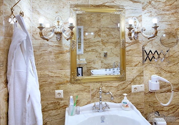 Шикарная квартира в центре Киева, 1-комнатная (46620), 009