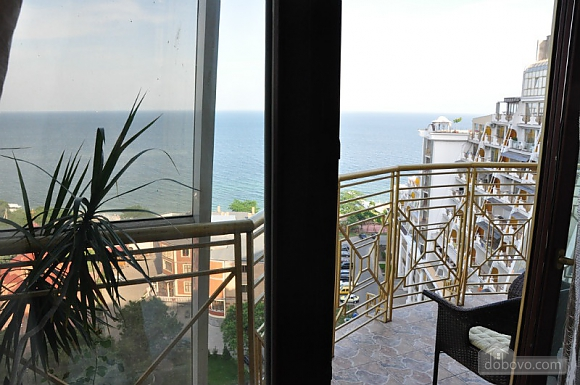 Apartment with sea view, Due Camere (28722), 010