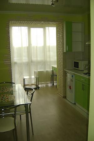 Nice apartment in green tones, One Bedroom, 003
