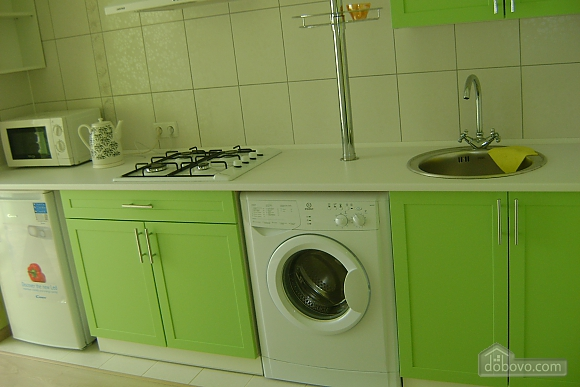 Nice apartment in green tones, Zweizimmerwohnung (73603), 004