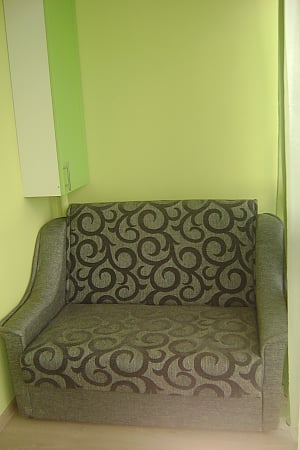 Nice apartment in green tones, One Bedroom, 001