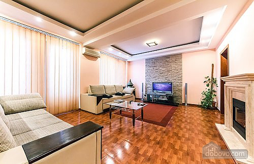 Apartment with a fireplace on Besarabska square, One Bedroom (78974), 001