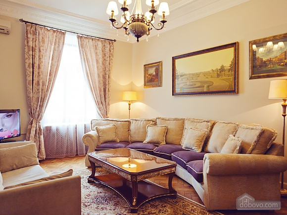 Luxury LUX three bedroom on 8B Khreshchatyk street, Trois chambres (32550), 001