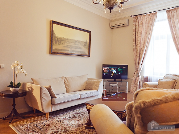 Luxury LUX three bedroom on 8B Khreshchatyk street, Trois chambres (32550), 004