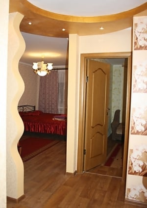 Apartment in the city center, Zweizimmerwohnung, 004