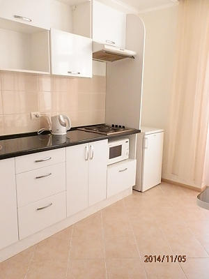 Apartment in the new house in Obolon, Monolocale, 003