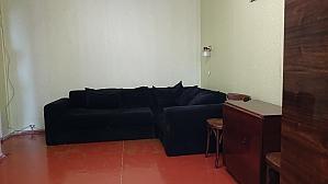 Затишна квартира біля метро Героїв Праці, 1-кімнатна, 001