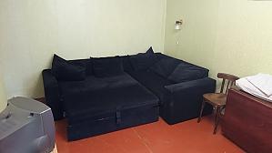 Затишна квартира біля метро Героїв Праці, 1-кімнатна, 002
