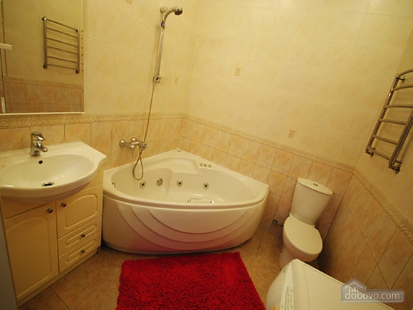 Apartment with a bright design and jacuzzi, Zweizimmerwohnung (14164), 011