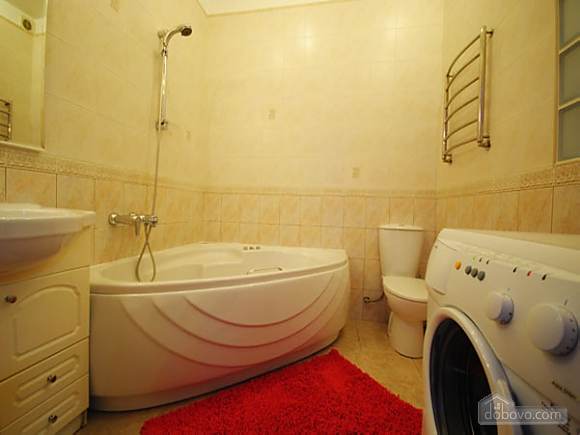 Apartment with a bright design and jacuzzi, Zweizimmerwohnung (14164), 012